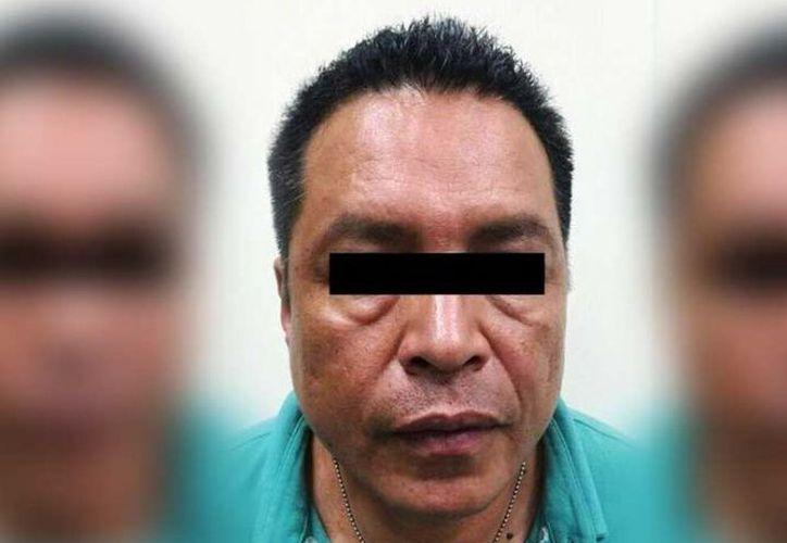 Armando 'R' fue detenido tras herir a una menor de edad para vengarse de su compañero. (Excélsior)