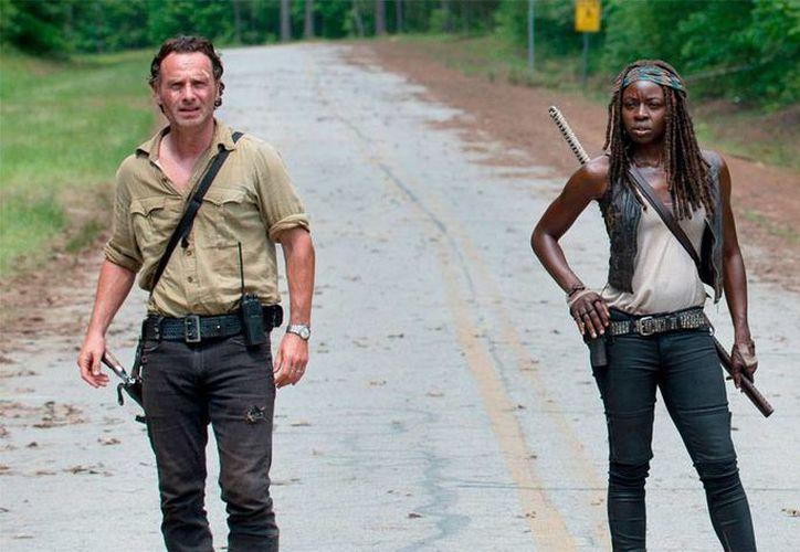 Este domingo inicia, tanto en Estados Unidos como en América Latina, la sexta temporada de The Walking Dead. (amc.com)