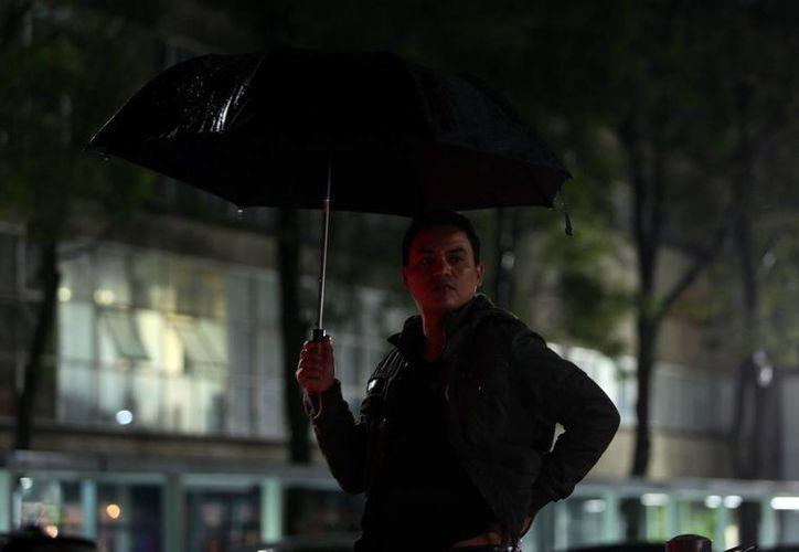 La Conagua indicó que habrá lluvias intensas en el Centro de la República por la confluencia de diversos fenómenos meteorológicos. (Archivo/Notimex)