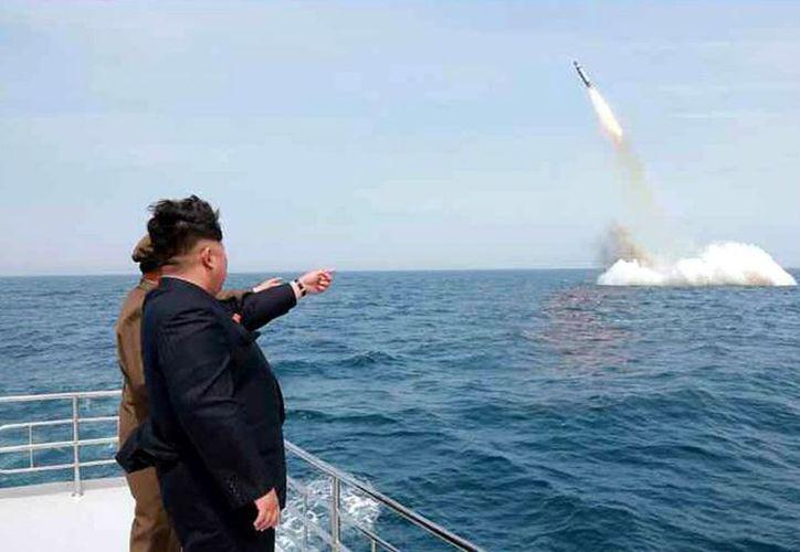 Corea del Norte llevó a cabo su más potente prueba nuclear hasta la fecha en septiembre. (Foto: Contexto/Internet)