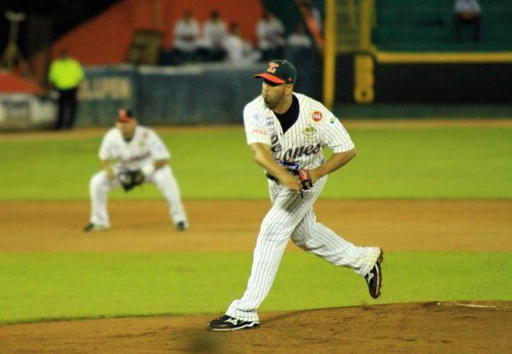El perdedor Rafael Cruz. (Milenio Novedades)