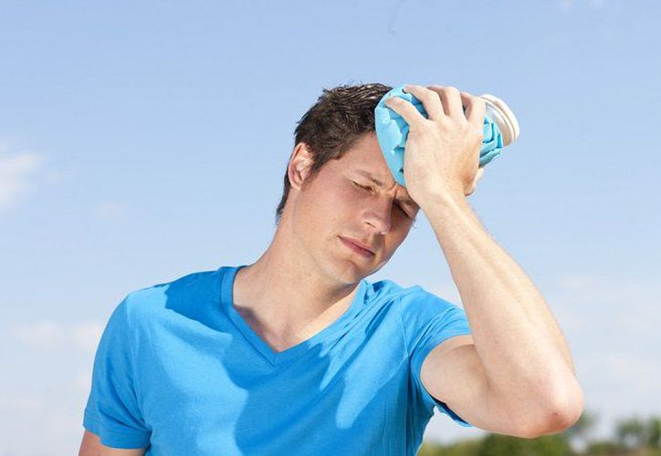 Con las altas temperaturas no sólo se pierde agua, sino también electrolitos. (Contexto/Internet)