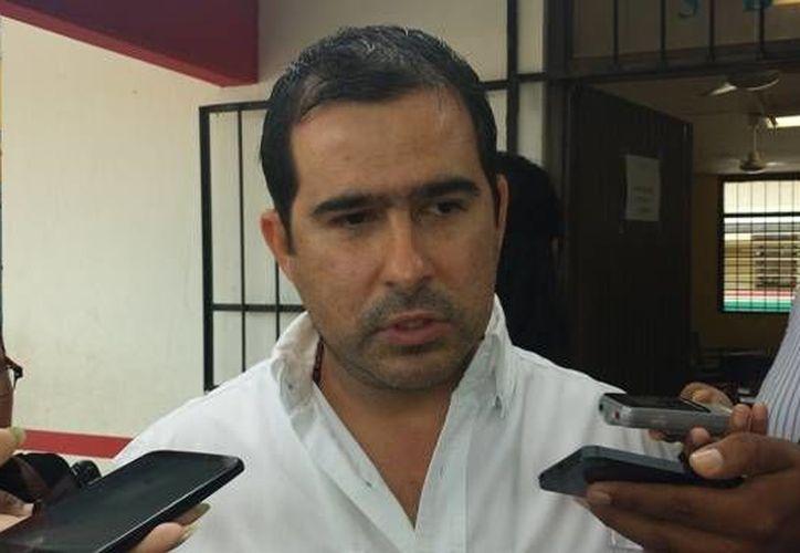 El ex diputado local, Jorge Aguilar Osorio, dejó de ser ayer el presidente estatal del Partido de la Revolución Democrática. (Contexto/Internet)