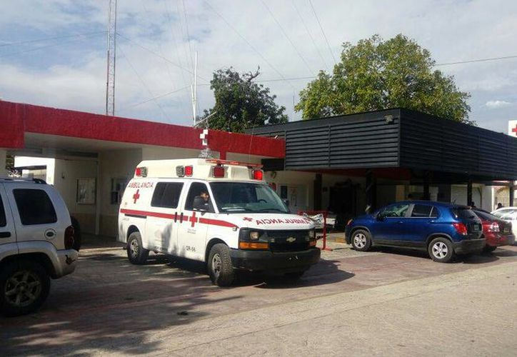 La Cruz Roja realizó más de un centenar de servicios en Cancún entre el 24 y el 25 de diciembre. (Eric Galindo/SIPSE)