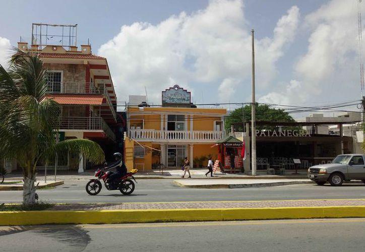 Los pequeños hoteles del centro son los que reportan ocupación menor. (Sara Cauich/SIPSE)