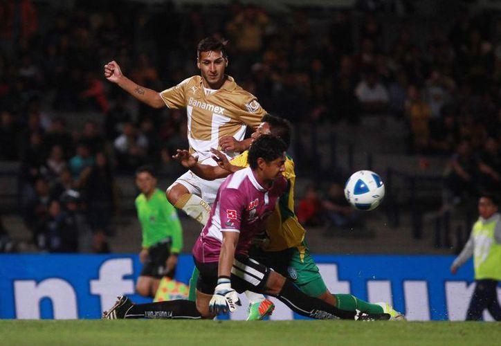 Pumas fue muy superior a Venados y terminó dándole la vuelta al marcador global. (Jam Media)