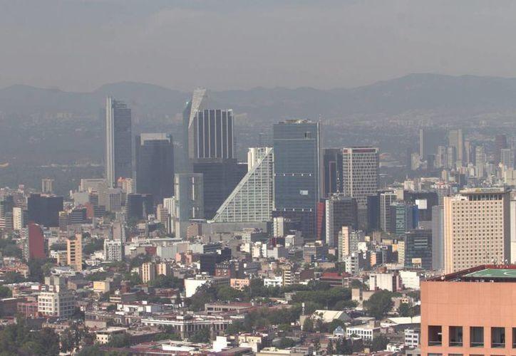 Se activa la segunda Contingencia Ambiental en el Valle de México en lo que va del 2016. (Notimex)