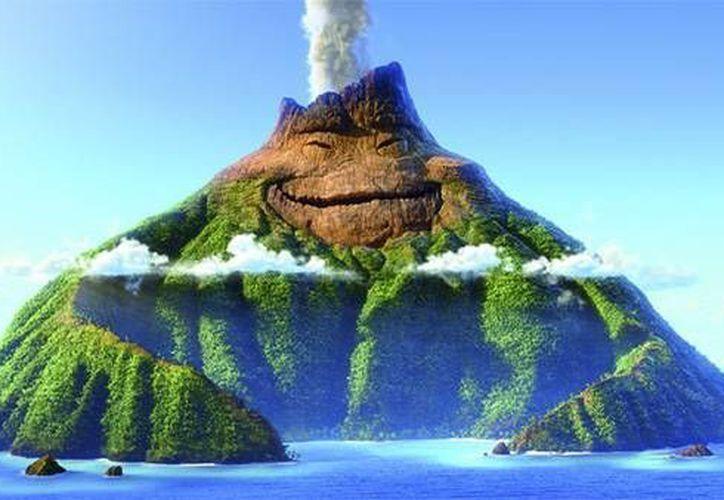 'Lava' es el nuevo cortometraje de Pixar. (Twitter)