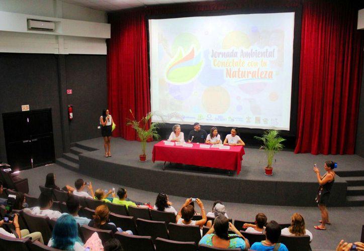 En la inauguración mencionaron que las actividades abarcarán 11 días. (Daniel Pacheco/SIPSE)