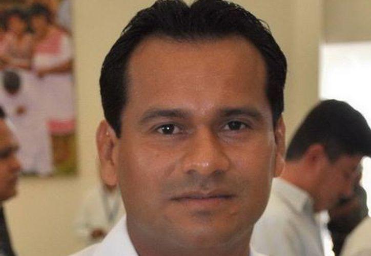 El procurador de Justicia del Estado, Gaspar Armando García Torres.  (Redacción/SIPSE)