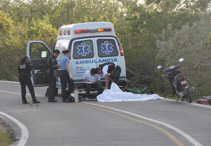 Se espera que durante esta administración se cree el Centro Regulador de Urgencias Médicas (CRUM), que entre otras cosas, coordinaría la atención prehospitalaria en accidentes.  (Julian Miranda/SIPSE)