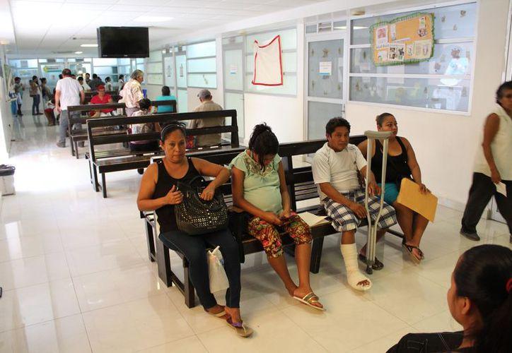 La entidad registra 69 casos de personas contagiadas en la temporada baja contra le enfermedad. (Joel Zamora/SIPSE)