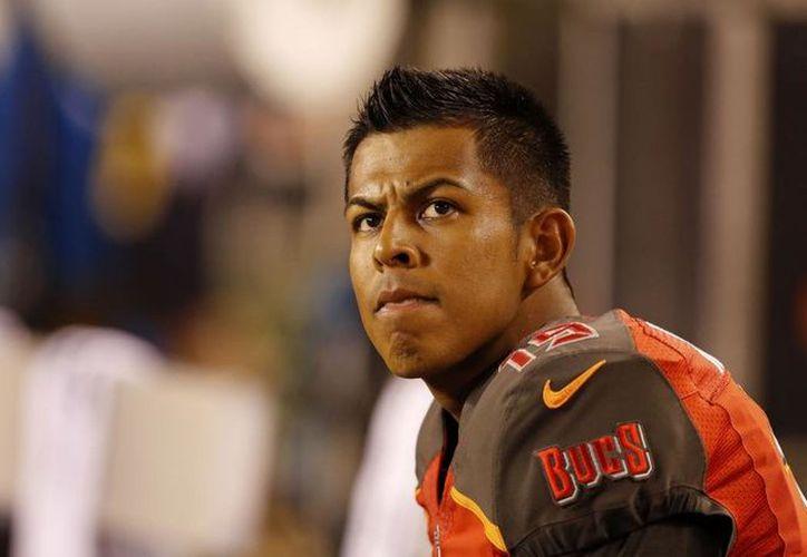 Roberto Aguayo tendrá otra oportunidad en la NFL, ahora con los Panteras de Carolina. (Foto: Vanguardia)