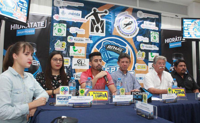 El curso está avalado por el Instituto del Deporte del Estado de Yucatán (IDEY) (Foto: Novedades Yucatán)
