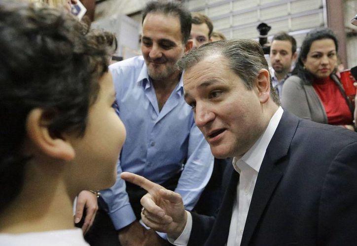 Una derrota para Ted Cruz en Texas podría representar un fuerte descalabro para sus aspiraciones presidenciales. (AP)