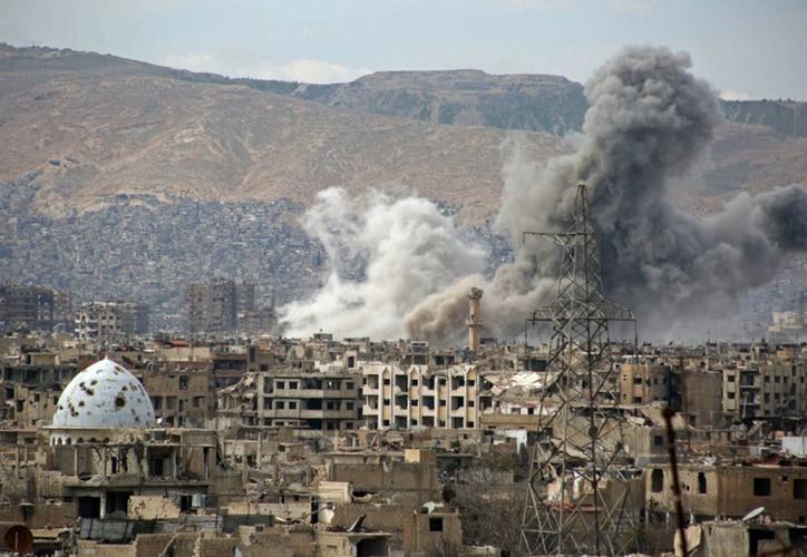 En el atentado en Siria murieron 11 niños. (MVS).