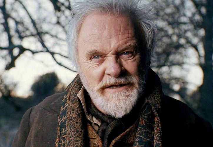 """Entre los primeros filmes de Anthony Hopkins están: """"El león de invierno"""" (1968), """"Hamlet"""" (1969) y """"Las ocho campanadas"""" (1971). (anim-arte.com)"""
