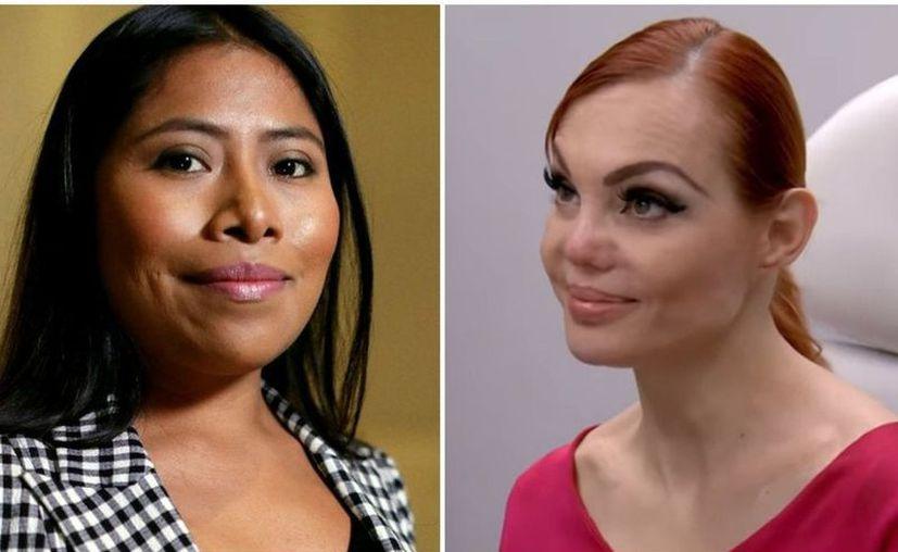 """La Top Model Mexicana fue cuestionada por los medios acerca de lo que pensaba de la protagonista de """"Roma"""". (Foto: Vanguardia)"""