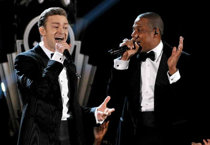 """La gira de Timberlake y Jay Z se llama """"Legends of the Summer"""". (Agencias)"""