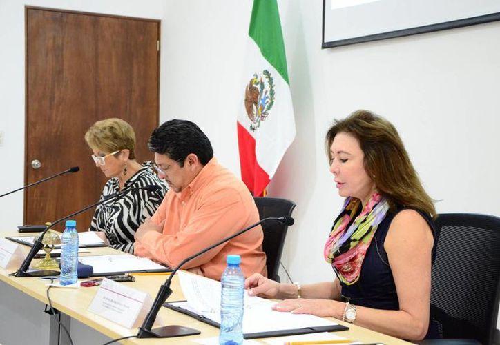 La Diputación Permanente del Congreso concluyó trabajos este viernes. (Foto cortesía del Gobierno de Yucatán)