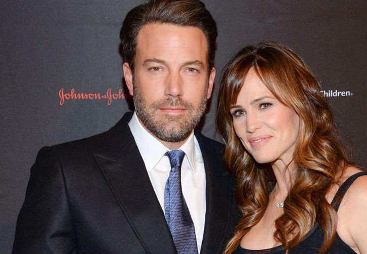 La pareja de actores presentaron en conjunto los documentos legales en el Tribunal Superior de Los Ángeles. (El Español)