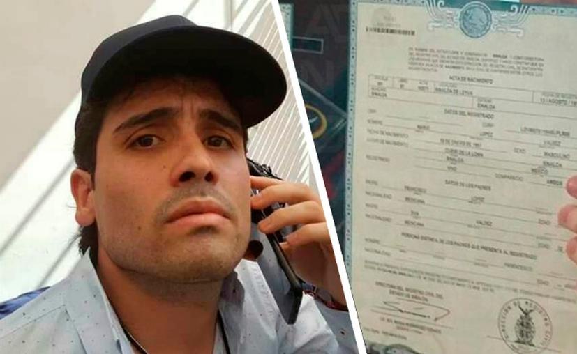 """El Registro Civil de Sinaloa dio una declaración sobre el registro de bebés con el nombre """"Ovidio"""". (Internet)"""