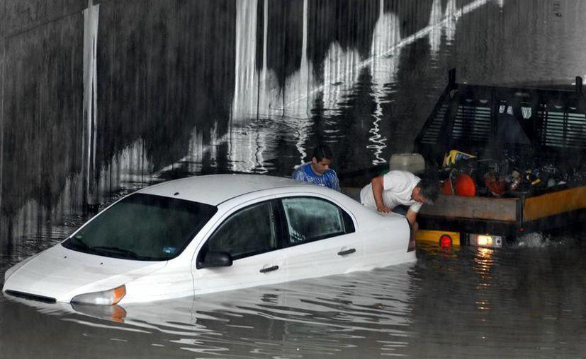 Los municipios sonorenses de Opodepe, Cucurpe, Rayón, Bacoachi, Arizpe y Ures, declarados en estado de emergencia debido a lluvias e inundaciones. (Foto de contexto de Notimex