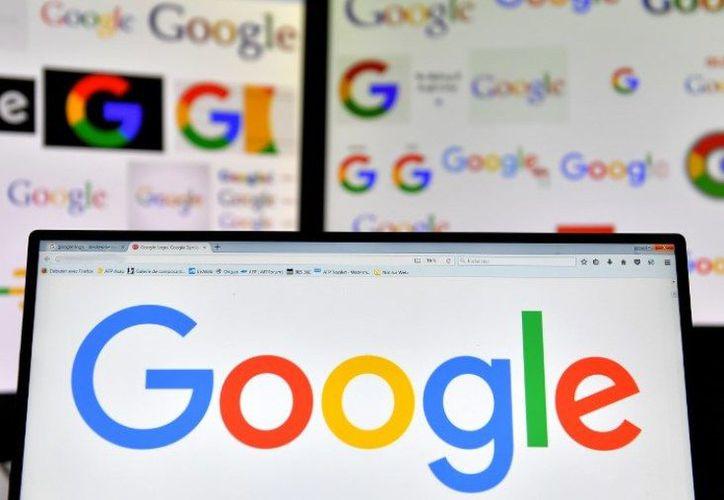 La información de casi 500 mil cuentas de Google + fue hackeaada en 2015. (AFP)