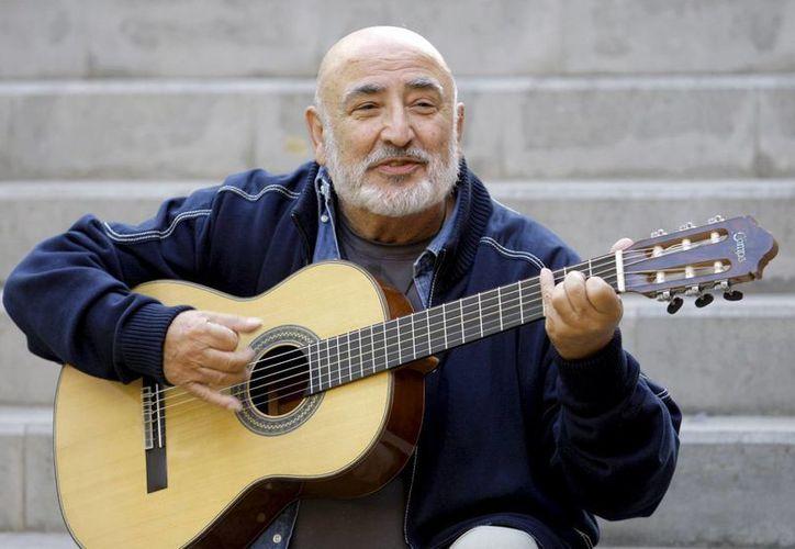 El rumbero Peret, nacido como Pedro Pubill Calaf, falleció este miércoles en un hospital de Barcelona. (que.es)