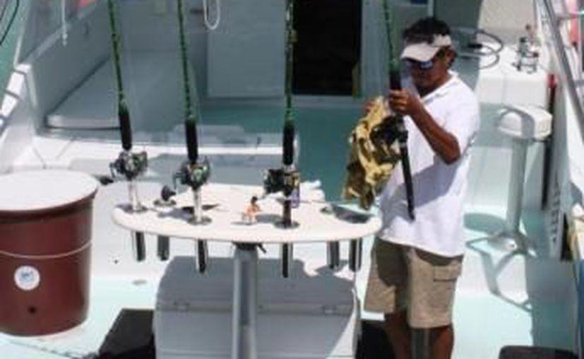 El método de captura del Marlín Blanco funcionará con un sistema de videograbación, para que así quede prueba de que fue capturado, tendrá un valor de 1500 puntos sin importar el tamaño. (sipse.com)