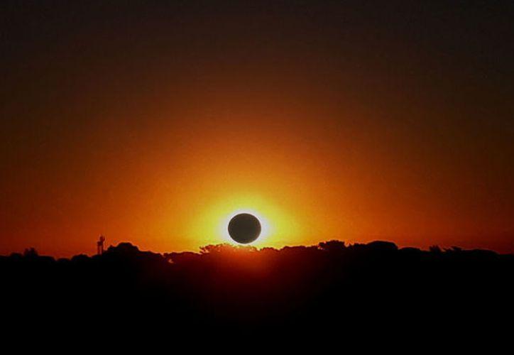El próximo eclipse solar parcial ocurrirá el 6 de enero de 2019. (Imagen ilustrativa)