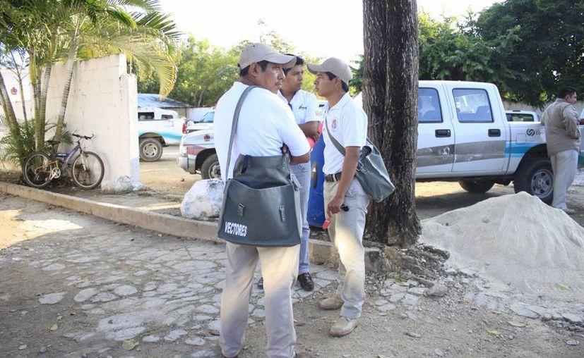 Piden que se realice el pago de la última quincena; son un total de 122 trabajadores. (Archivo/SIPSE)
