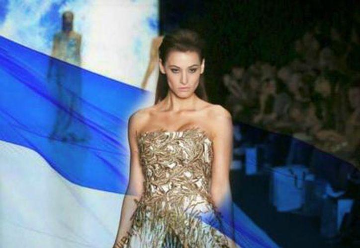 Miss Nicaragua 2013 continúa invitando a sus admiradores a saturar las redes sociales para emitir el voto electrónico que le garantizaría estar entre las finalistas de Miss Universo. (Facebook oficial)