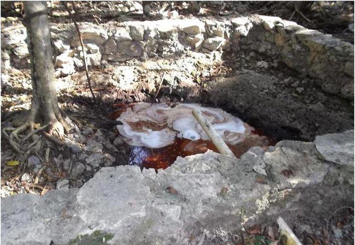 Los sumideros que colapsaron se encuentran en el centro de la ciudad. (Rossy López/SIPSE)