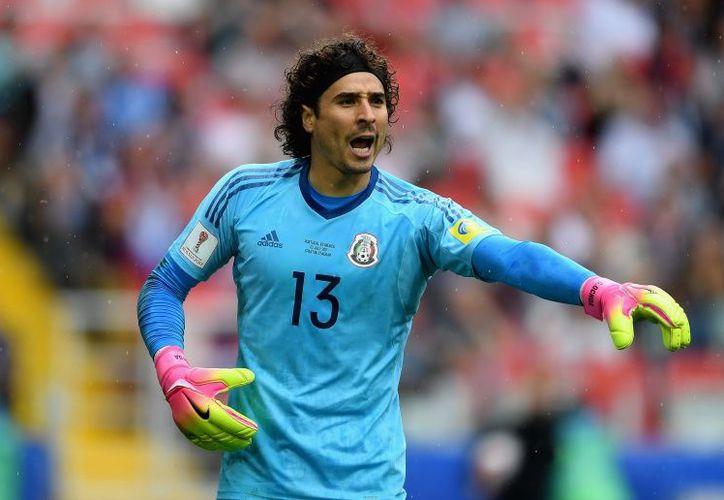 El arquero mexicano se incorporó hace unos días a la disciplina del Standard. (W Radio)