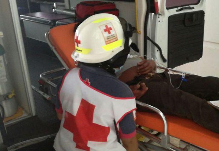 La zona de 'El Crucero' se ha convertido en los últimos días en una de las más peligrosas de Cancún. (Foto: Redacción/SIPSE).