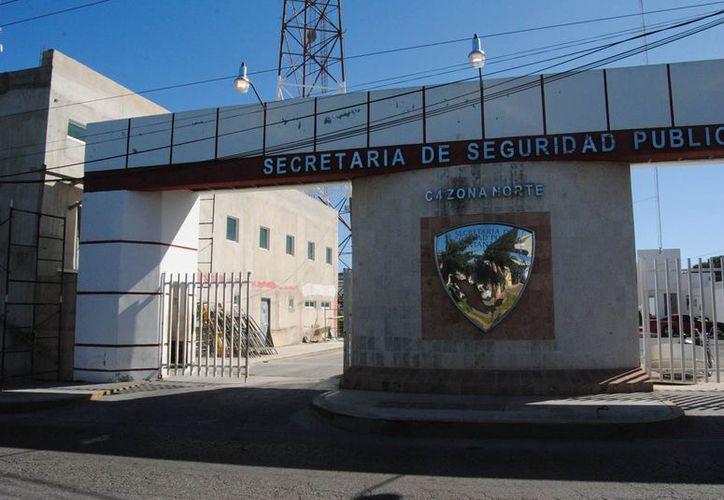 El edificio del C-3 está localizado en las instalaciones del Subcentro de Comunicación Control y Comando (C-4), que está a un costado de la Secretaría Municipal de Seguridad Pública. (Eric Galindo/SIPSE)