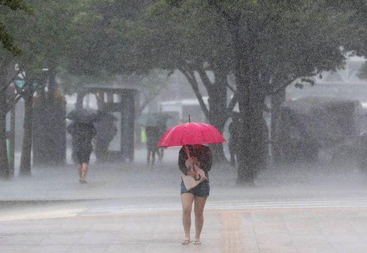 Se esperan tormentas intensas en Chiapas y gran parte de la zona sur del país. (Contexto/Internet)