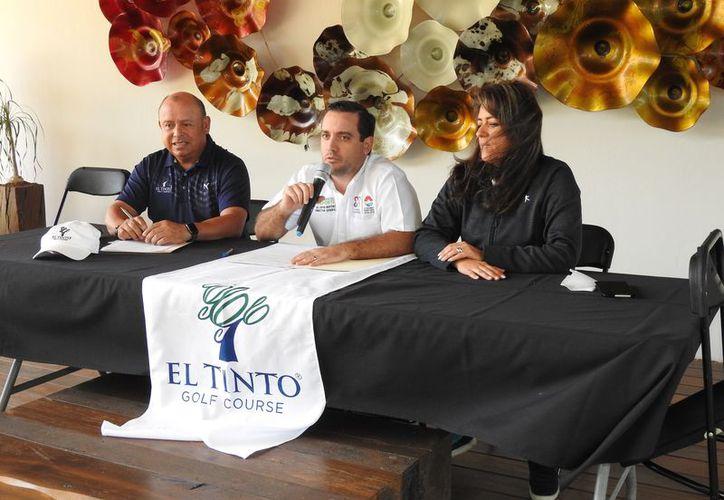 El evento fue presentado durante una conferencia de prensa. (Raúl Caballero/SIPSE)