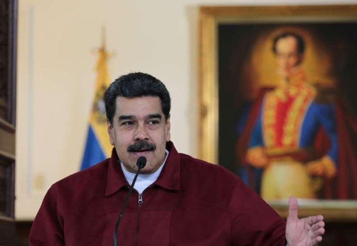 Los seis países acusan una crisis de derechos humanos en Venezuela. (Foto: AFP)