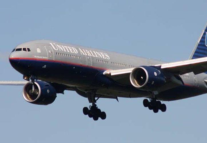 El avión había salido de Honolulu y se dirigía a Guam.(widebodyaircraft.nl)