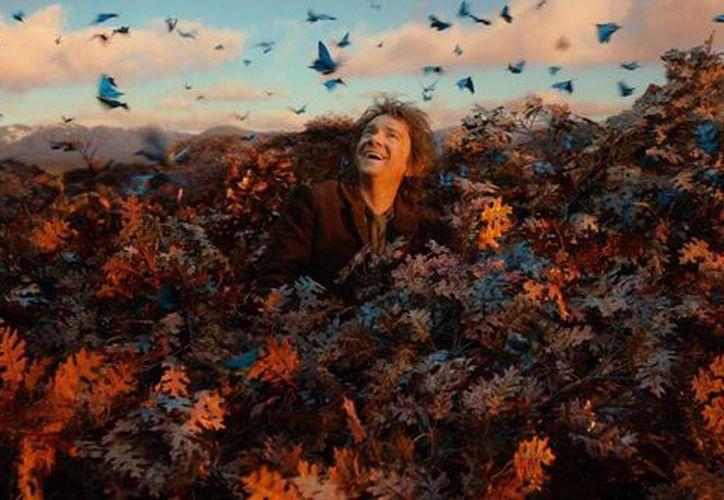 "El 13 de diciembre se estrena ""The Hobbit: The Desolation of Smaug"". (Facebook oficial)"