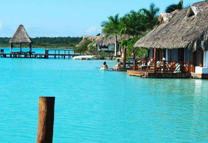 Las bellezas naturales de la zona representan los principales atractivos del sur de Quintana Roo. (Playas de México).