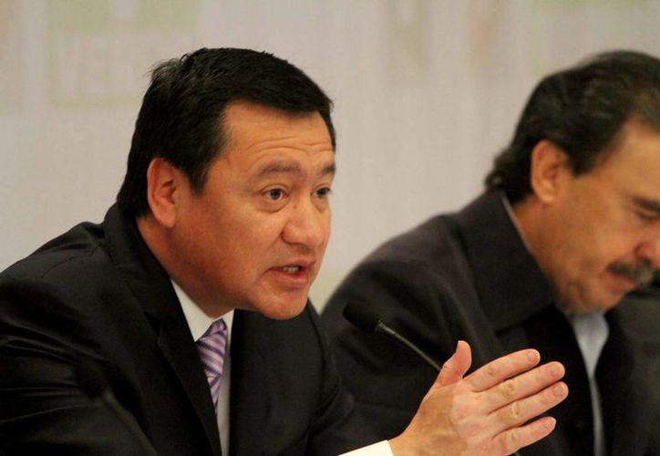 En materia de seguridad y justicia no debe haber competencia entre instituciones, sentenció Osorio Chong al inaugurar la 30 Asamblea Plenaria de la Conferencia Nacional de Procuración de Justicia. (Notimex/Foto de contexto)