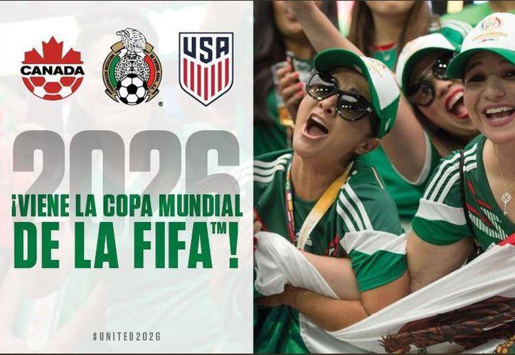 La Copa del Mundo del 2026 será la primera con 48 equipos. (Twitter)