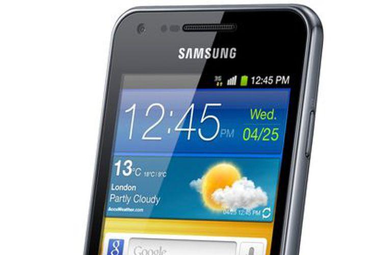El nuevo Galaxy incluye una pluma digital para hacer apuntes sobre su gran pantalla. (www.images.samsung.com)