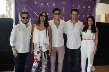 POEM Champagne Club Primer Aniversario Brunch