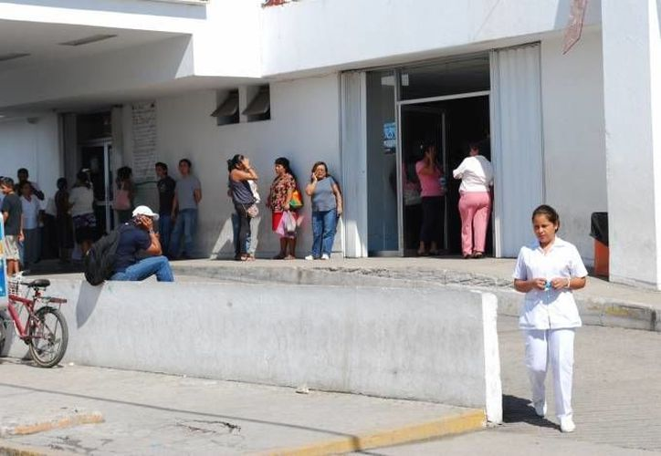 Las personas interesadas pueden pedir informes en el Hospital General de Cancún. (Archivo/Internet)