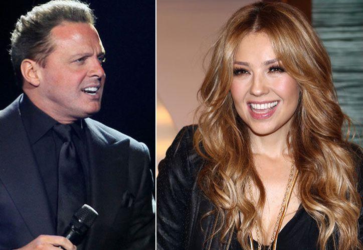 Thalía dijo que Luis Miguel estaba muy nervioso tras el accidente. (Hola.mx)