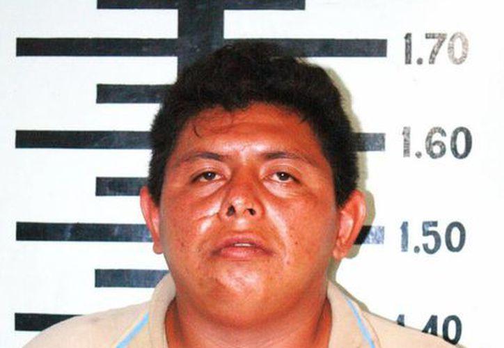 Gabriel Alejo Pérez cometió sus 17 robos en solo un año. (Cortesía)
